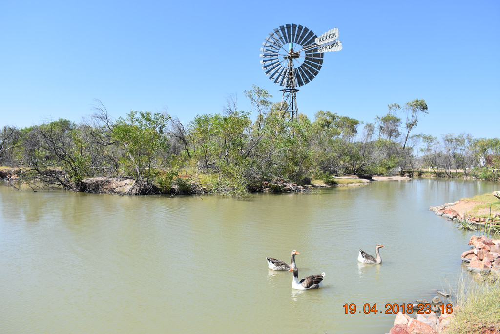 1 Stuart Highway KATHERINE NT 850 Andrews Property