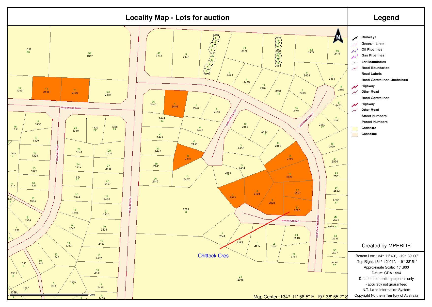 15 Chittock Crescent TENNANT CREEK NT 860Andrews Property