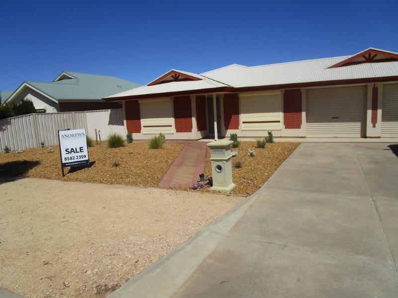 8 Fisher Drive BERRI SA 5343Andrews Property